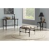 17 Stories Eamon 3 Piece Coffee Table Set