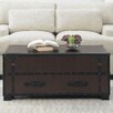 17 Stories Elijah Coffee Table with Storage Color Cherry