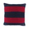 18 Crew Striped Knit Decorative Throw Pillow