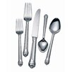 Lunt Silver-stainless Flatware Coco Five Piece Place Setting Set