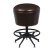 17 Stories Demetrius 24 Swivel Bar Stool