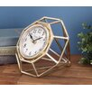Cole & Grey Mantel and Tabletop Clocks