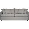 Mckenzie Adria Sofa Upholstery: Metal