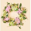 18 Hydrangea Wreath