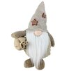15 Christmas Gnome with Burlap Sack Tabletop Decoration