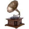 Antique Replica RCA Victor Phonograph Gramophone