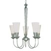 Monarchy 5-Light Shaded Chandelier Charlton Home : image