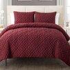 Zipcode Design Lennon 3 Piece Comforter Set - Zipcode Design Bedding Sets