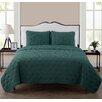 Zipcode Design Cash 3 Piece Quilt Set - Zipcode Design Bedding Sets