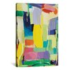 Brayden Studio Urban Essay XV by Kim Parker Painting Print on Wrapped Canvas