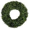 165 Faux Boxwood Wreath