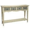 Lula Console Table in White