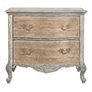 Ephesus Monaco 2 Drawer Chest