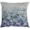 17 Stories Evelina Sea Spray Velvet Throw Pillow