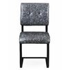 17 Stories Fawn Side Chair Upholstery Color Gray