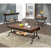 17 Stories Rochelle 3 Piece Coffee Table Set