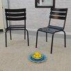 17 Stories Huston Side Chair Finish Black