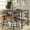 17 Stories Colston Counter Height Pub Table