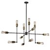 17 Stories Gilfillan 12 Light Chandelier