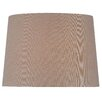 14 Fabric Drum Lamp Shade Color Brown