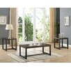 17 Stories Meryl 3 Piece Coffee Table Set