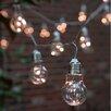 10 Light Globe String Lights