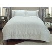 Gracie Oaks Salinas Matelasse Quilt - Gracie Oaks Coverlets and Quilts