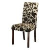 Hutchinson Upholstered Dining Chair inCreme
