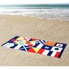 100 Cotton Beach Towel