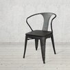 17 Stories Anni Metal Dining Chair