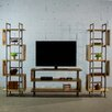 17 Stories Elbert Modern Industrial Entertainment Center Color Natural