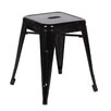 17 Stories Crisler Dining Chair Color Black