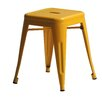 17 Stories Crisler Dining Chair Color Yellow