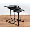 17 Stories Sharen Slate 3 Piece Nesting Tables