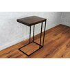 17 Stories Sharell Mango Parquet C End Table