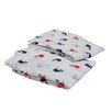 Viv + Rae Kaylynn Whales Fitted Crib Sheets - Cot Sheets Baby Bedding