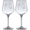 Frank Lloyd Wright Wine and Champagne Glasses