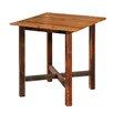 Reclaimed BarnwoodPub Table Liquid Glass 394 - 3432