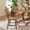 Threshers Too Bow Back Arm Chair Distressed Antique Oak 175 2110