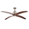 17 Stories 60 Ancey 4 Blade Ceiling Fan with Wall Remote