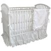 Arabesque Crib Bedding Collection Arabesque Crib Dust Ruffle 675