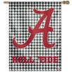 NCAA Flag Team: Alabama Houndstooth 1