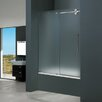 Frameless Sliding Tub Tub Door 5461