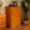 Weston Drawer Chest Honey
