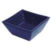 Mamma Ro Mini Square Bowl In Blue (set Of 4)