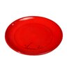 Mamma Ro 8 Salad/dessert Plate In Red (set Of 4)
