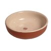 Mamma Ro 6.5 Soup Bowl In Cotto (set Of 4)
