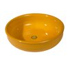 Mamma Ro 6.5 Soup Bowl In Marigold (set Of 4)