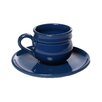 Mamma Ro 6 Oz. Cup And Saucer Set In Blue