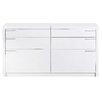 Optimal Modern Living Venezia Drawer Dresser 258 - 86